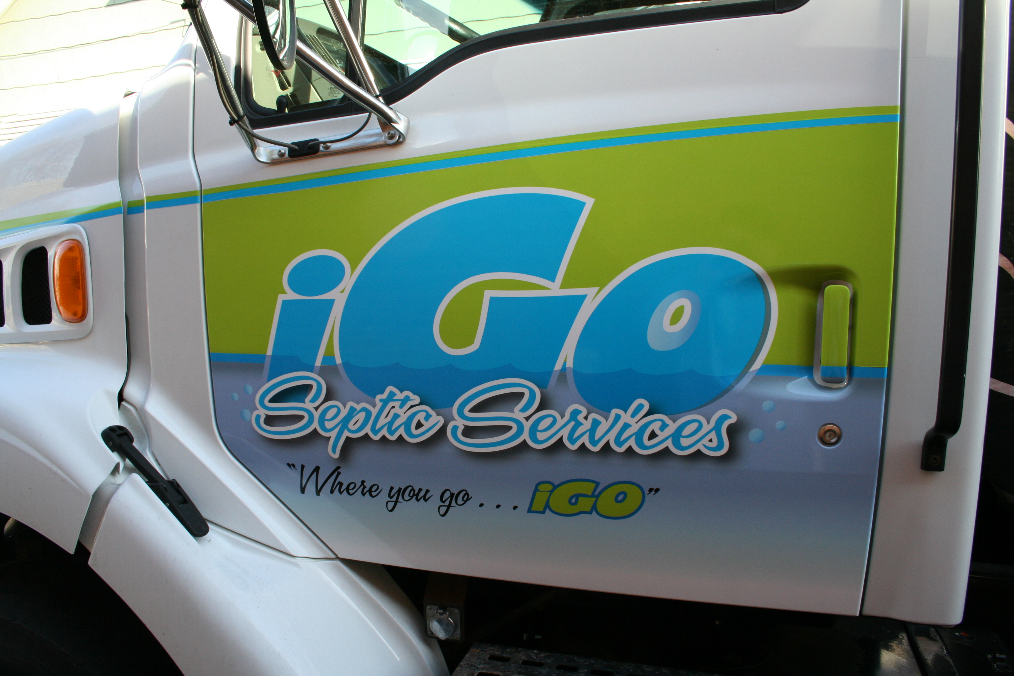 Igo Door Wrap