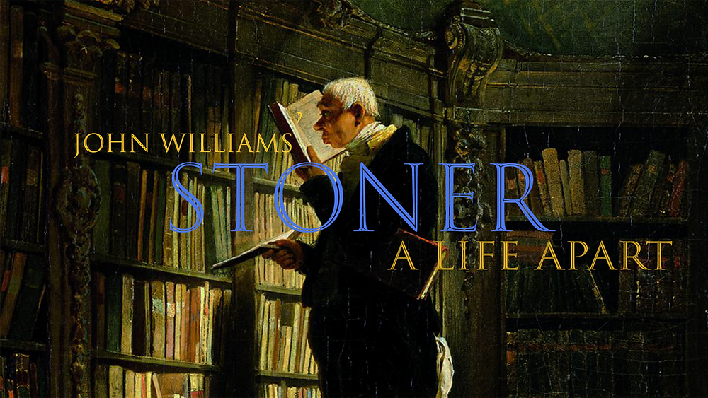 John Williams Stoner thumbnail header