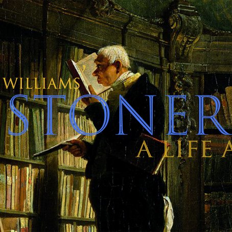 STONER – A Life Apart
