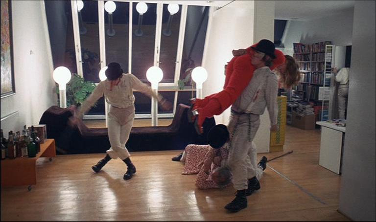A Clockwork Orange Stanley Kubrick