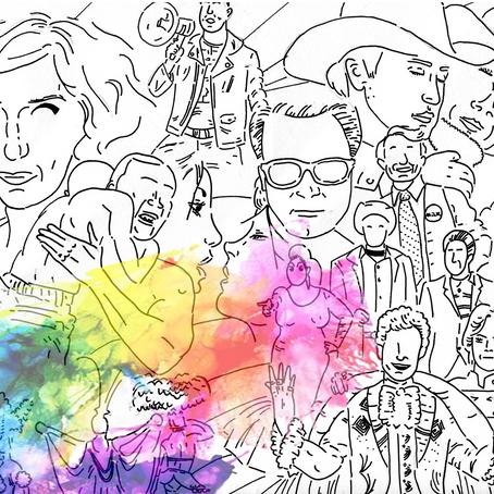 RAINBOW REBELS: A History of Cinematic Pride