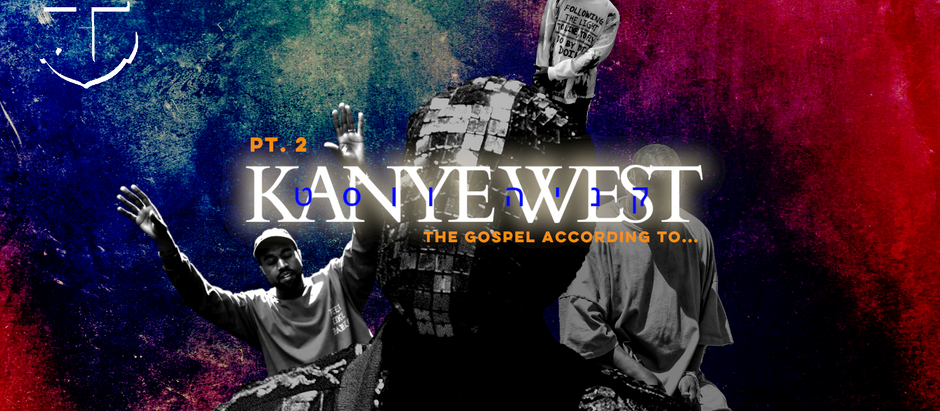 KANYE WEST: An Odyssey of Power Pt. II - The Gospel According to Ye