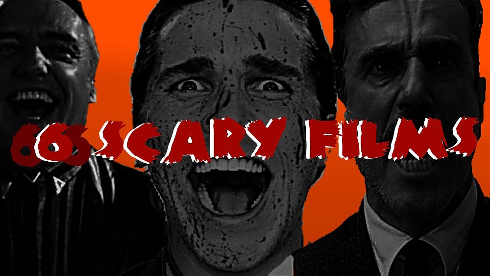 Halloween Horror Films American Psycho Blue Velvet PTA