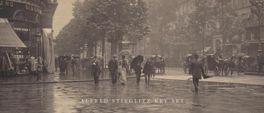 Alfred Stieglitz Key Set