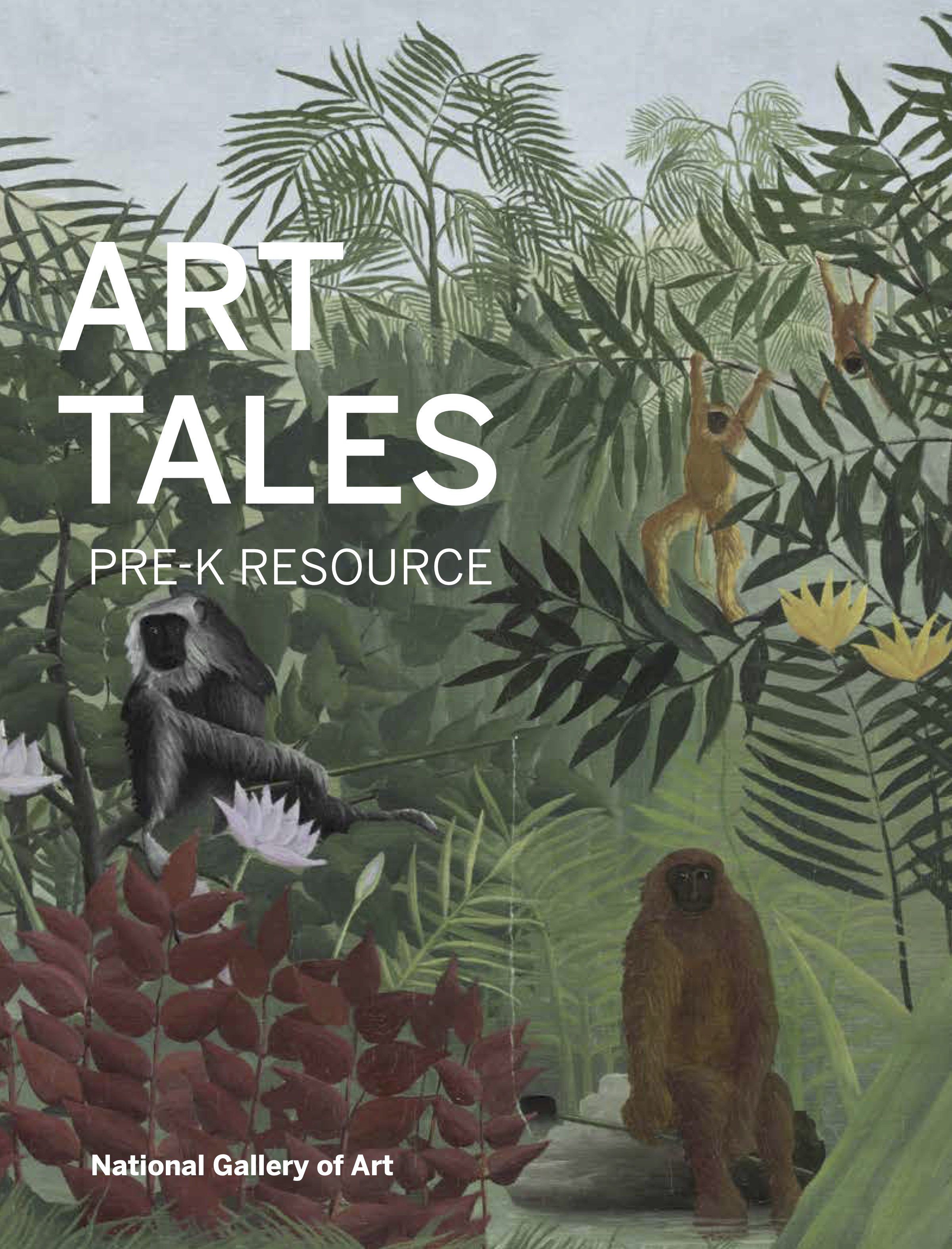 Art Tales: Pre-K Resource