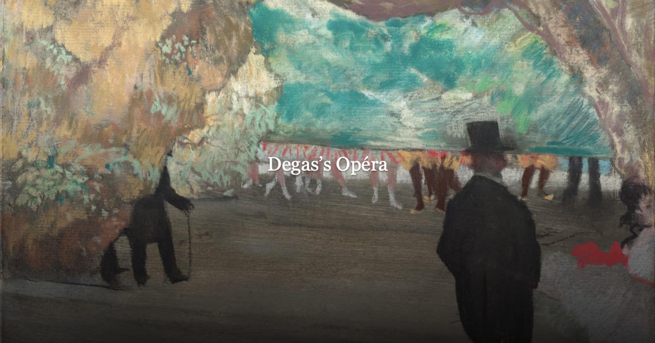 Degas at the Opéra