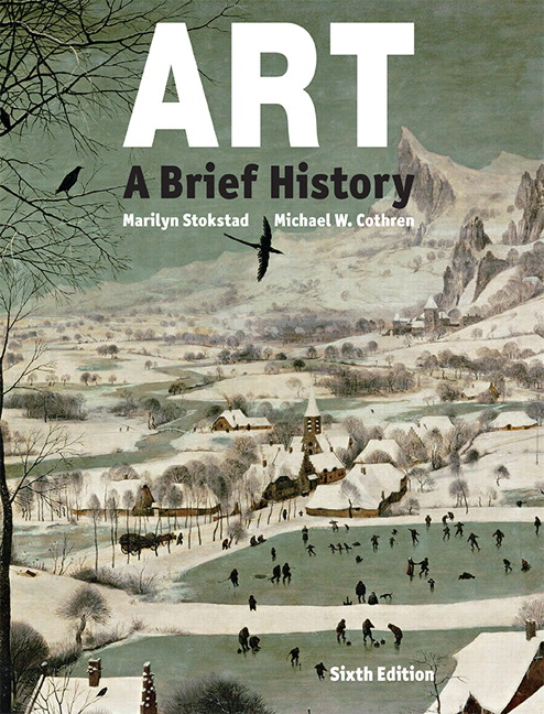 Art: A Brief History, 6th Edition