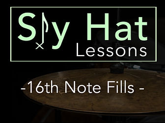 Sly Hat Lessons 16th Note Fills  copy.jp