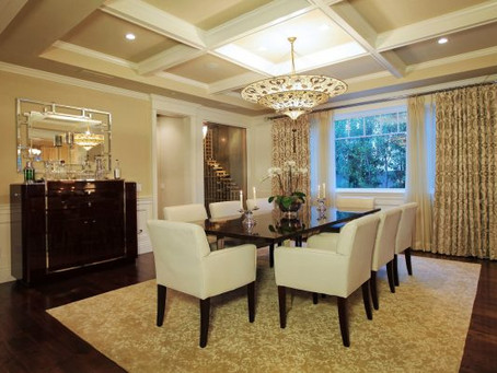 Ways to make your dining room charismatic
