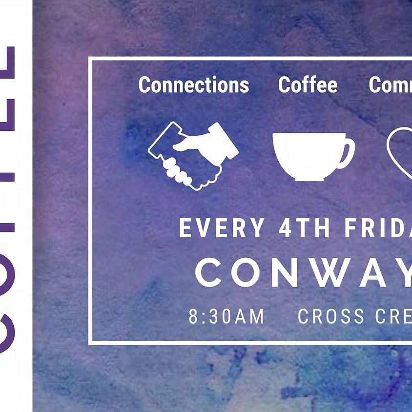 Ladies Coffee - Conway
