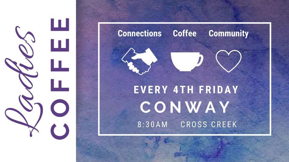 Conway Coffee Full Sponsor