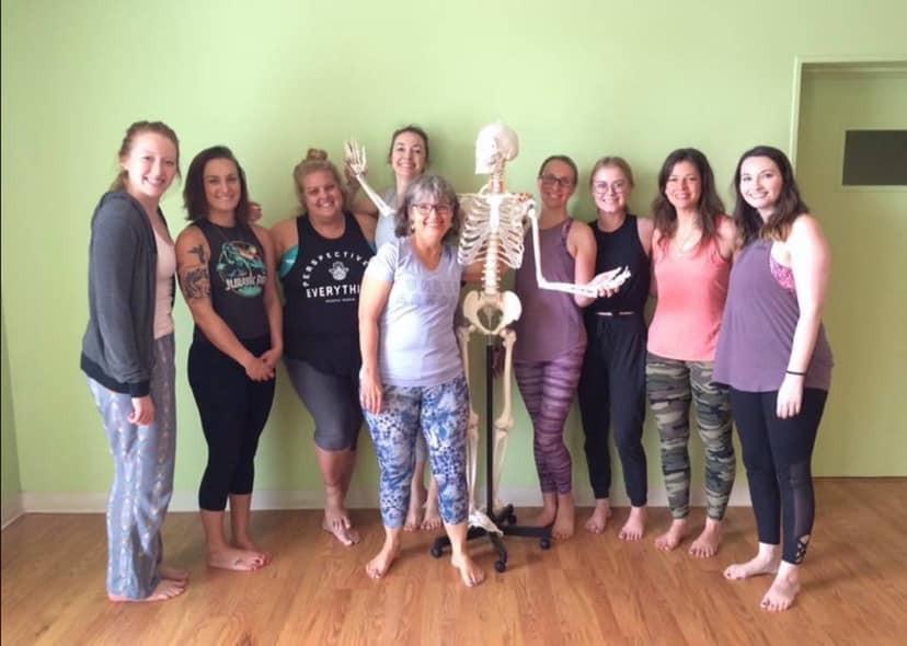 Women Yoga Teachers develop relationships to grow their business