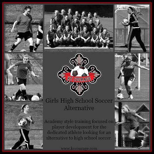 Kansas high school soccer alternative WPSL, kansas women's soccer