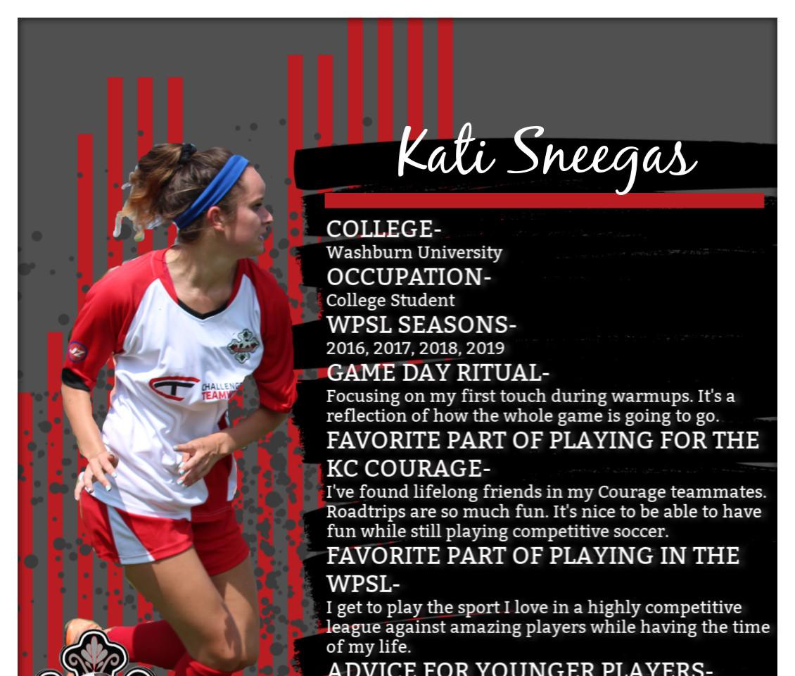 Kati Sneegas