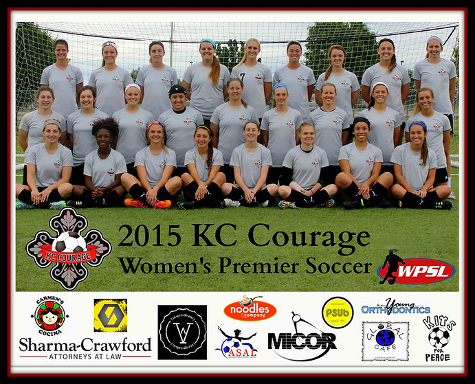 KC Courage WPSL