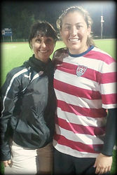 Wendy Louque, Meghan Maiwald, KC Courage, USDWNT