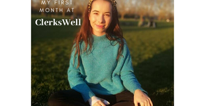 My first month at ClerksWell