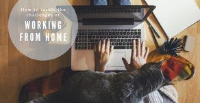 How to tackle the challenges of working from home