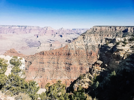Road Trip Series: The Grand Canyon