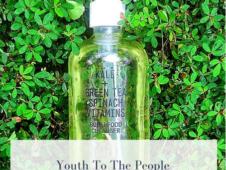 YTTP: Kale & Green Tea, Spinach, Super-Food Cleanser