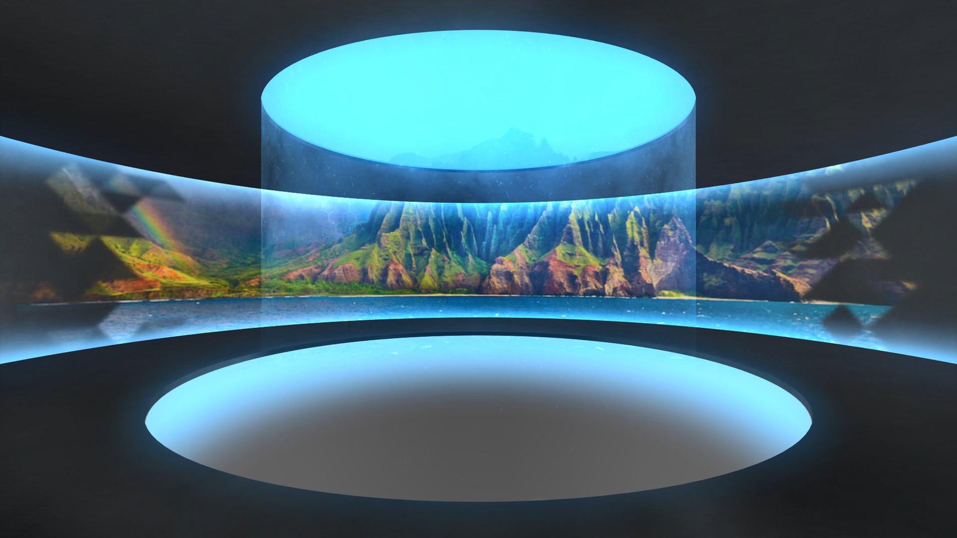Virtual Set