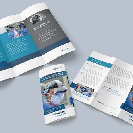 Augmedics xvision Spine System Brochure