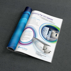 Spectra-Physics Print Ad