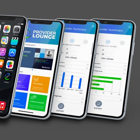 Coltrain Mobile App