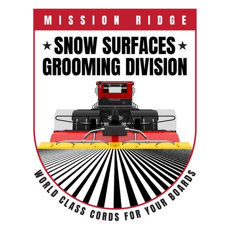 Mission Ridge Badge
