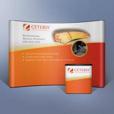 Ceterix Orthopaedics Exhibition Stand