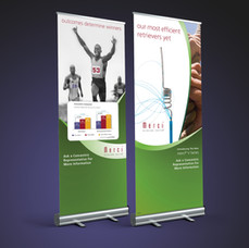 Concentric Medical Roll-up Banners