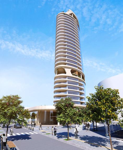 360 Tower, Nicosia