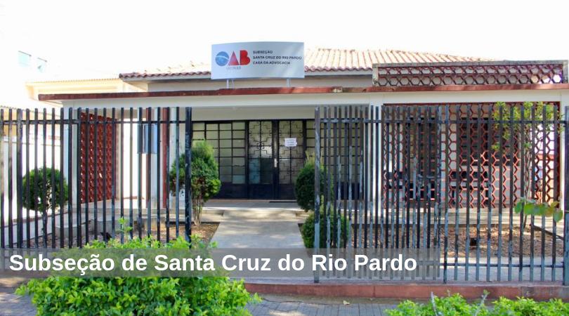 Subseção de Santa Cruz do Rio Pardo