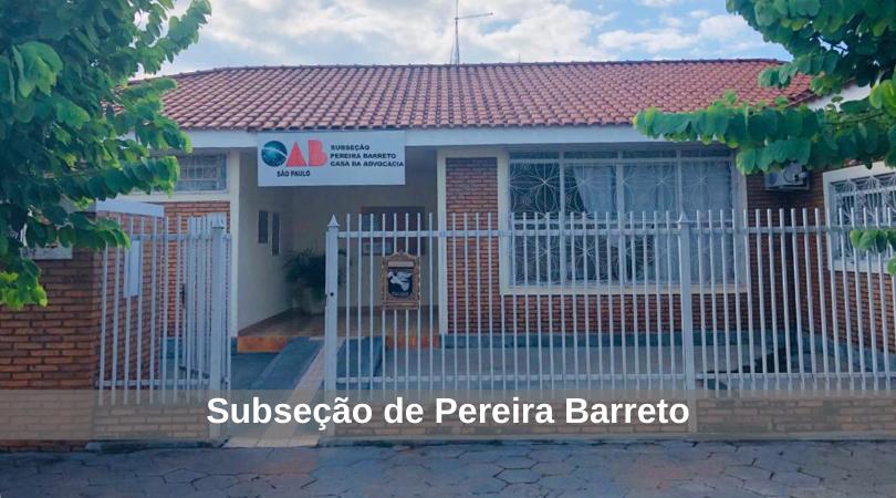 Pereira Barreto