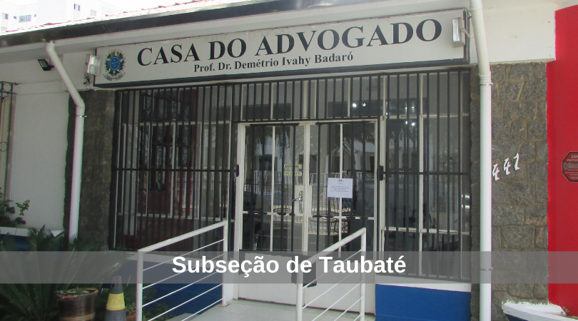 SubsecaoTaubate