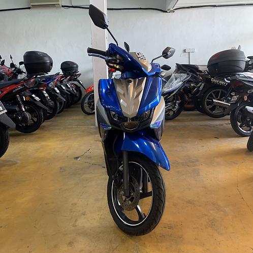 Yamaha Ego Avantiz 125 2019