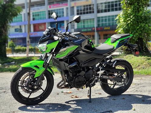 Kawasaki Z250 ABS 2019