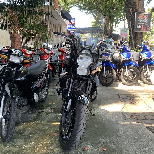 Kawasaki Versys 650  2013/2015