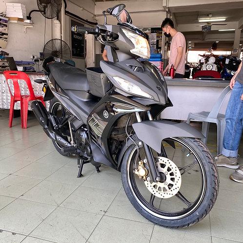 Yamaha LC 135 2019