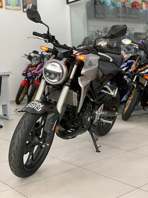 Honda CB250R ABS