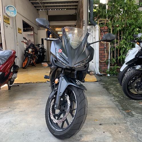 Honda CBR500 R 2016