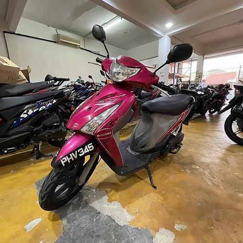 Suzuki Step 125