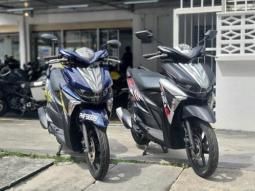 Yamaha Ego Avantiz 125 2017/18