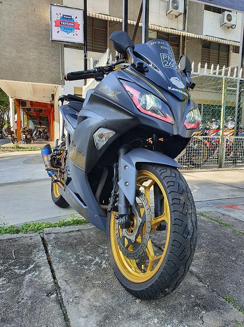 Kawasaki Ninja 300 ABS (2016)