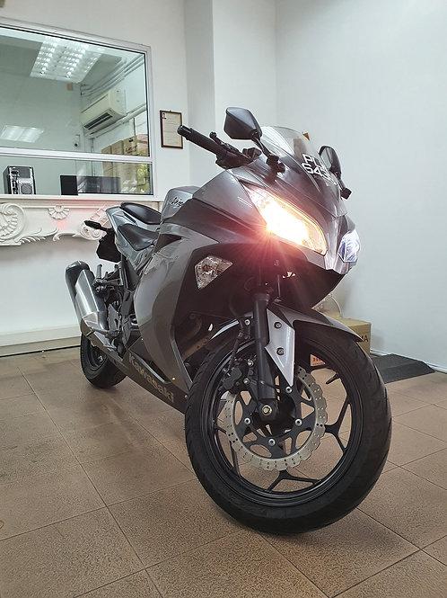 Kawasaki Ninja 250R (2014)
