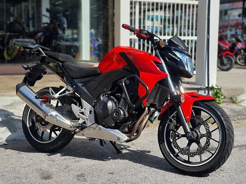 Honda CB500F (2013/14)