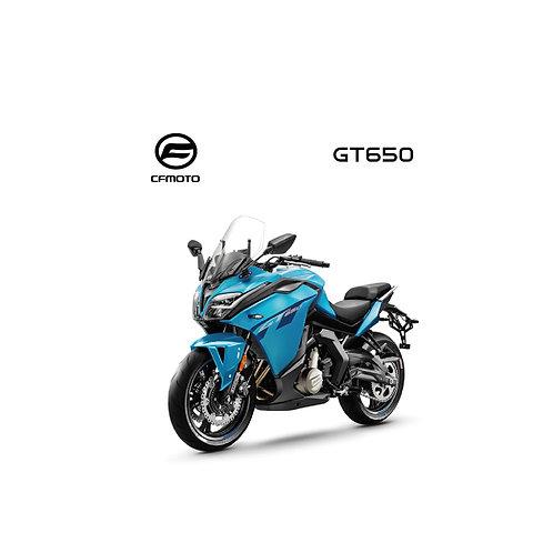 CFMOTO GT650