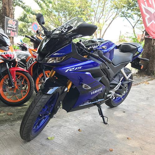 Yamaha R15 (Low Mileage)