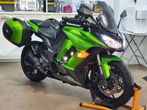 Kawasaki Z1000SX ABS 2012