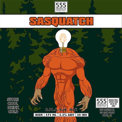 Sasquatch S.M.A.S.H Ale